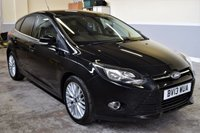 USED 2013 13 FORD FOCUS 1.6 ZETEC TDCI 5d 113 BHP Metallic Black 2013 Ford Fpcus 1.6TDCI Zetec with 68k miles! Only £20 per year road tax! Finance available, PX Welcome!