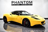 USED 2014 64 LOTUS EVORA 3.5 V6 S SPORTS RACER 4 2d 350 BHP