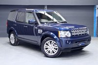 USED 2012 LAND ROVER DISCOVERY 3.0  SDV6 XS 5d AUTO 255 BHP