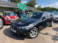 2016 BMW 1 SERIES 1.5 116D SE 5d 114 BHP £10989.00
