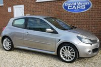 USED 2006 56 RENAULT CLIO 2.0 RENAULTSPORT 197 3d 195 BHP