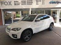 2009 BMW X6 3.0 XDRIVE35D 4d AUTO 282 BHP £12975.00