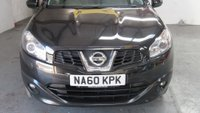 USED 2010 60 NISSAN QASHQAI 1.6 Tekna 2WD 5dr FULL S/H+CAMERA+LEATHERS