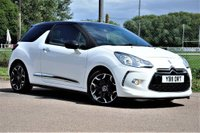 USED 2011 11 CITROEN DS3 1.6 HDi DSport 3dr Fsh AAwrty £20 Tax stunning