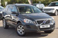 USED 2011 11 VOLVO XC60 2.0 D3 DRIVe SE 5dr LEATHER*HEATED*DAB*SAT NAV