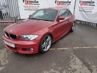 USED 2008 08 BMW 1 SERIES 2.0 123d M Sport 2dr M SPORT+DIESEL+GREAT MPG