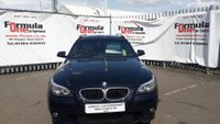 USED 2010 10 BMW 5 SERIES 2.0 520d M Sport Business Edition Touring 5dr SAT NAV+BLUETOOTH+BIG SPEC