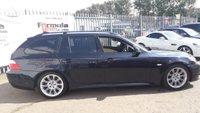 USED 2010 10 BMW 5 SERIES 2.0 520d M Sport Business Edition Touring 5dr SAT NAV+BLUETOOTH+BIG SPEC