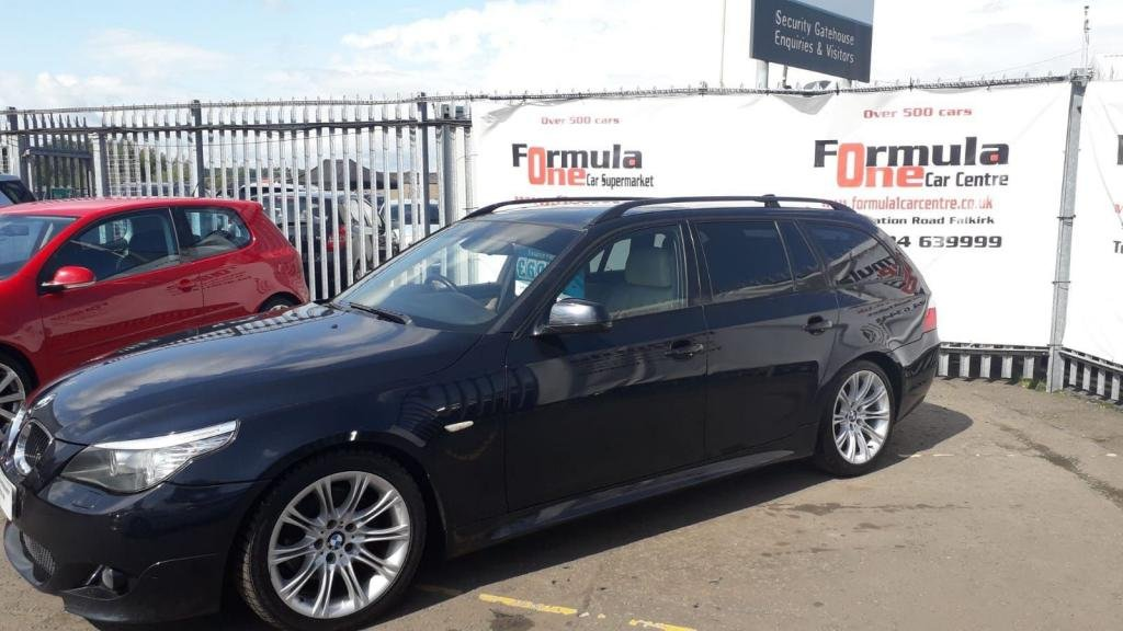 Bmw 5 Series 2 0 520d M Sport Business Edition Touring 5dr