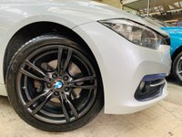 USED 2016 16 BMW 3 SERIES 2.0 320d BluePerformance Sport Auto (s/s) 4dr BLACK PACK+MSPORT-18S+NAV 1OWN