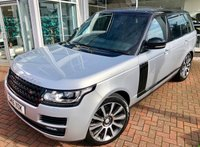 USED 2016 16 LAND ROVER RANGE ROVER 3.0 TDV6 VOGUE 5d AUTO 255 BHP