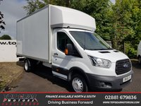 USED 2016 16 FORD TRANSIT 350 RWD 2.2 125 BHP LUTON 15 FT ALLOY BODY  TAILLIFT**OVER 85 VANS IN STOCK**