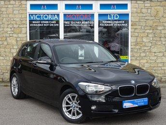 2015 BMW 1 SERIES 2.0 116D SE [£20 TAX] Turbo Diesel 5 DR £8795.00