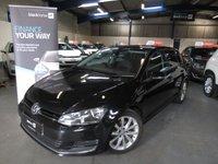 2013 VOLKSWAGEN GOLF 2.0 GT TDI BLUEMOTION TECHNOLOGY 5d 148 BHP £7790.00