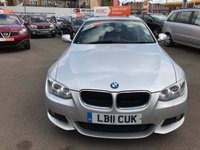USED 2011 11 BMW 3 SERIES 2.0L 320I M SPORT 2d 168 BHP