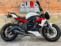 USED 2014 14 TRIUMPH STREET TRIPLE 675 R ABS  Loads of Extras