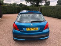 USED 2007 07 PEUGEOT 207 1.4 SPORT 5d 89 BHP Lovely car immaculate inside and out especially for the year !