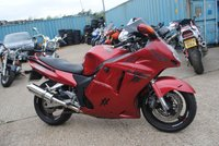 USED 1998 R HONDA CBR1100XX SUPER BLACKBIRD 1137cc