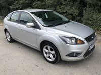 USED 2009 09 FORD FOCUS 1.8 ZETEC 5d 125 BHP