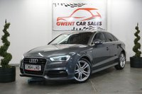 USED 2014 64 AUDI A3 2.0 TDI S LINE 4d 148 BHP ONLY 41,000 MILES  SAT NAV, XENON, GOOD SPEC, LONG MOT