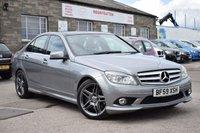 2009 MERCEDES-BENZ C CLASS 3.0 C350 CDI SPORT 4d AUTO 222 BHP £6995.00