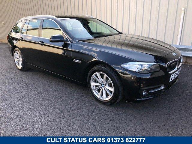 2014 64 BMW 5 SERIES 2.0 520D SE TOURING ESTATE AUTO 188 BHP