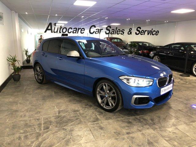 2016 16 BMW 1 SERIES 3.0 M135I 5d AUTO 322 BHP