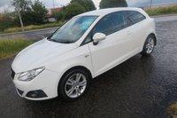2011 SEAT IBIZA 1.4 CHILL Alloys,Air Con,F.S.H £2995.00