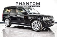 USED 2014 64 LAND ROVER DISCOVERY 3.0 SDV6 SE TECH 5d AUTO 255 BHP