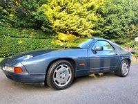 1989 PORSCHE 928 5.0 S SRS 4 2d AUTO 320 BHP £19995.00