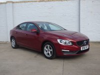 2016 VOLVO S60 2.0 D3 BUSINESS EDITION 4d 148 BHP £8615.00