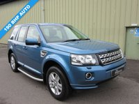 USED 2013 13 LAND ROVER FREELANDER 2.2 SD4 XS 5d AUTO 190 BHP 1 PREV OWNER 190 BHP AUTOMATIC