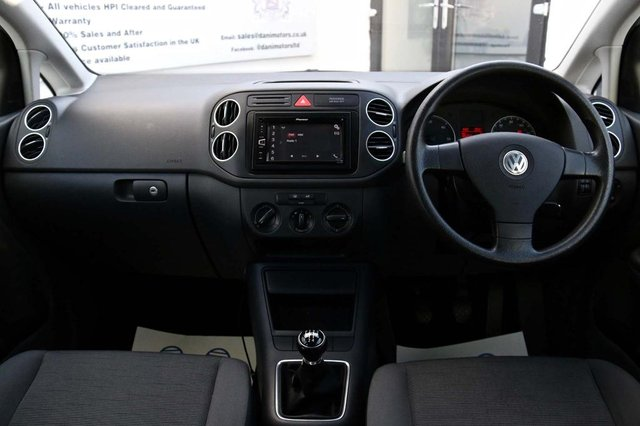 VOLKSWAGEN GOLF PLUS at Dani Motors