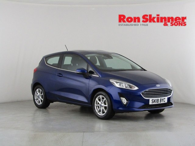 View our 2018 18 FORD FIESTA 1.1 ZETEC 3d 85 BHP