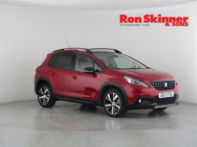 View our 2017 17 PEUGEOT 2008 1.6 BLUE HDI S/S GT LINE 5d 120 BHP