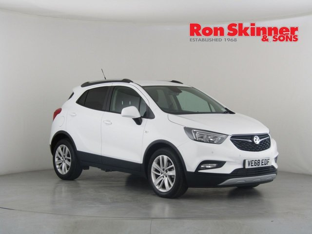 View our 2019 68 VAUXHALL MOKKA X 1.4 ACTIVE ECOTEC S/S 5d 138 BHP