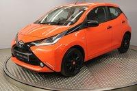 USED 2015 65 TOYOTA AYGO 1.0 VVT-I X-CITE 5d 69 BHP