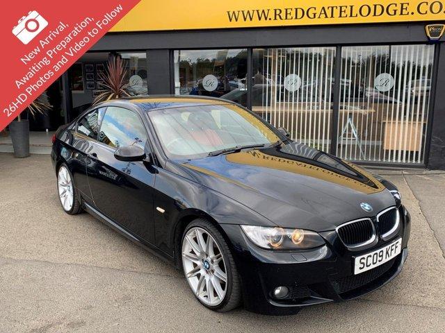 USED 2009 09 BMW 3 SERIES 2.0 320D M SPORT 2d AUTO 175 BHP