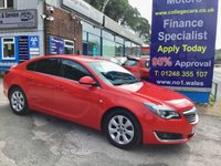 USED 2016 16 VAUXHALL INSIGNIA 1.6 SRI NAV CDTI 5d AUTO 134 BHP, only 22000 miles ***OCTOBER MEGA DEAL........A LIFETIME WARRANTY and 2 YEARS SERVICING AVAILABLE WITH THIS VEHICLE ***