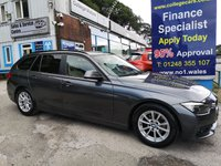 2016 BMW 3 SERIES 2.0 320D ED PLUS TOURING 5d 161 BHP, only 45000 miles £12995.00