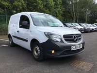 2017 MERCEDES-BENZ CITAN 1.5 109 CDI BLUEEFFICIENCY 1d 90 BHP £6600.00