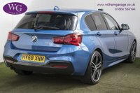 USED 2018 68 BMW 1 SERIES 2.0 118D M SPORT SHADOW EDITION 5d AUTO 147 BHP