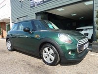 2014 MINI HATCH COOPER 1.5 COOPER 3d 134 BHP £7495.00