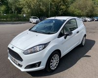 USED 2016 16 FORD FIESTA 1.5 TDCI TREND VAN THIS VEHICLE IS AT SITE 1 - TO VIEW CALL US ON 01903 892224
