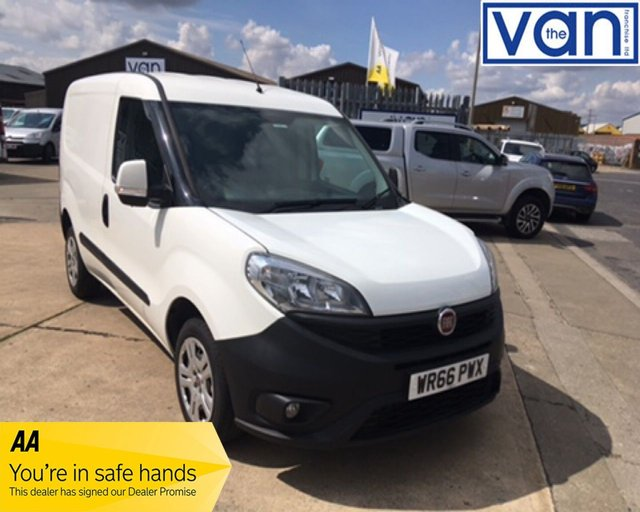 View our FIAT DOBLO CARGO
