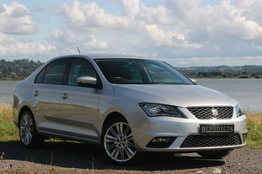 USED 2015 65 SEAT TOLEDO 1.2 TSI STYLE ADVANCED 5d 109 BHP