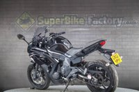 USED 2012 12 KAWASAKI ER-6F ALL TYPES OF CREDIT ACCEPTED. GOOD & BAD CREDIT ACCEPTED, OVER 700+ BIKES IN STOCK