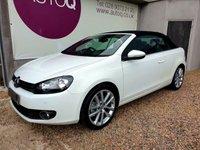 2011 VOLKSWAGEN GOLF 1.4 GT TSI 2d 159 BHP £7995.00