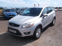 USED 2010 60 FORD KUGA 2.0 TITANIUM TDCI AWD 5d AUTO 163 BHP Lovely Driving Auto Kuga With Full Service History and 2 Keys!