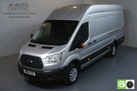 USED 2018 18 FORD TRANSIT 2.0 350 L4 H3 JUMBO 129 BHP RWD EURO 6 ENGINE AIR CON, FRONT-REAR PARKING SENSORS